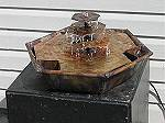 Custom Hexane Fountain