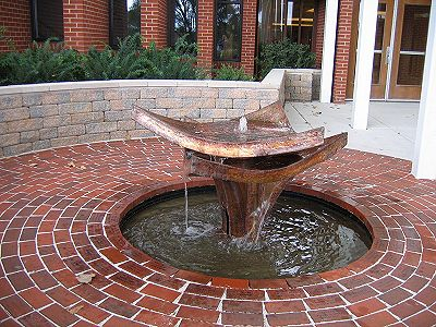 Copper Fountains -  Star of David